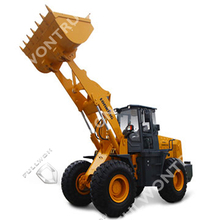 CDM853 Wheel Loader Supply by Fullwon